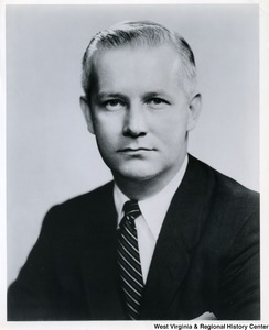 A portrait of Congressman Arch A. Moore, Jr.
